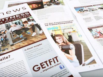 Zeitung Getfit 3